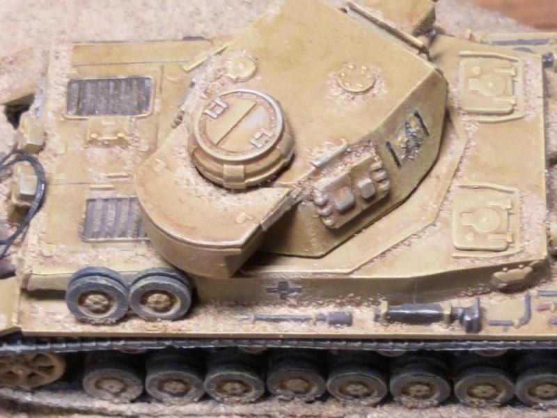 panzer - Panzer IV type F2 Airfix 1/72 20191214
