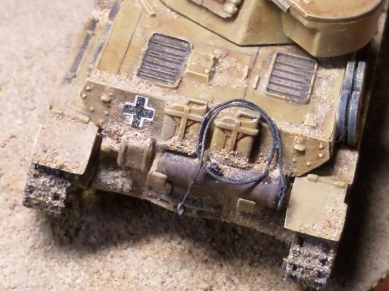 panzer - Panzer IV type F2 Airfix 1/72 20191215