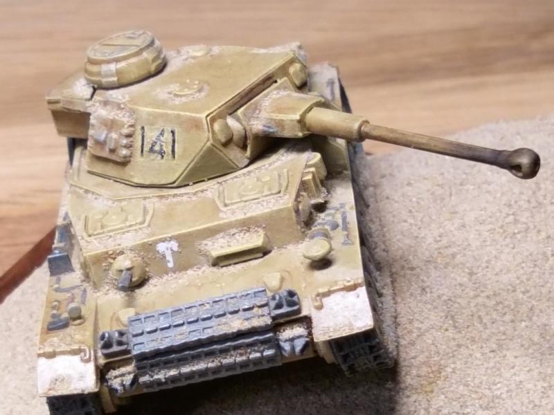 panzer - Panzer IV type F2 Airfix 1/72 20191216