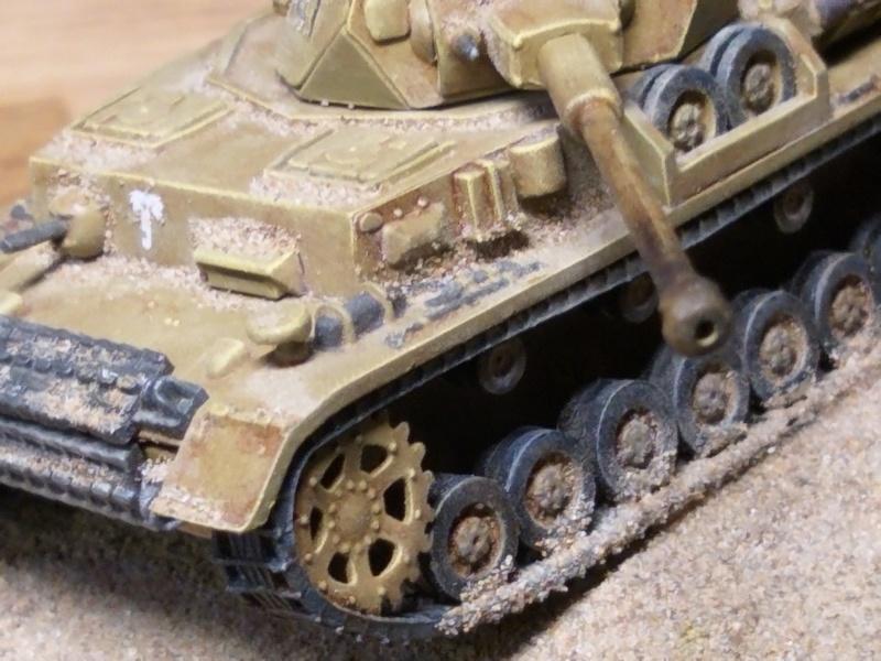 panzer - Panzer IV type F2 Airfix 1/72 20191218