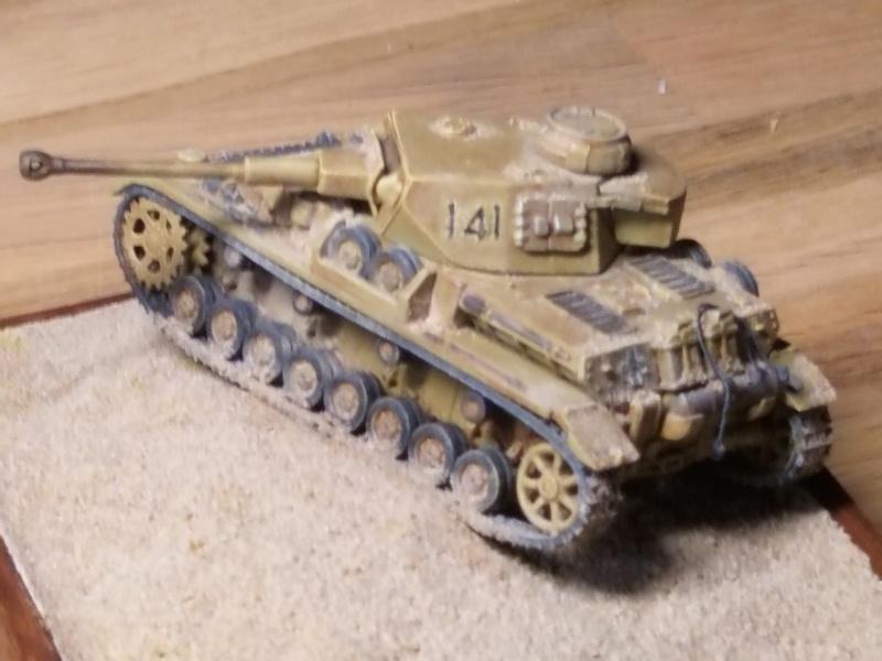 panzer - Panzer IV type F2 Airfix 1/72 20191219
