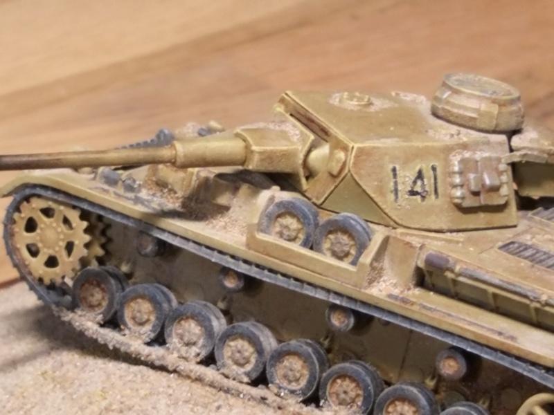 panzer - Panzer IV type F2 Airfix 1/72 20191220