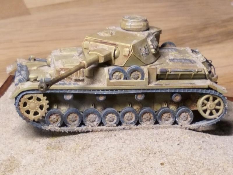 panzer - Panzer IV type F2 Airfix 1/72 20191221