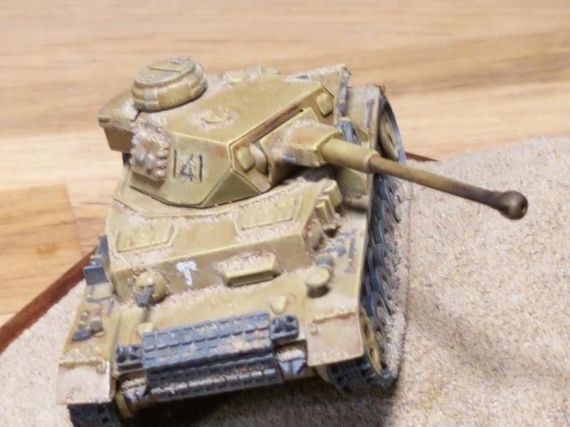 panzer - Panzer IV type F2 Airfix 1/72 20191226