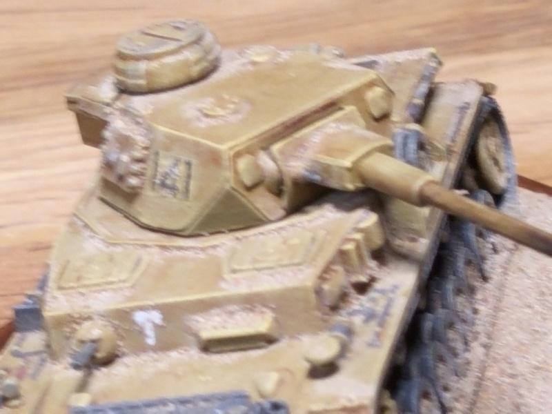 panzer - Panzer IV type F2 Airfix 1/72 20191228