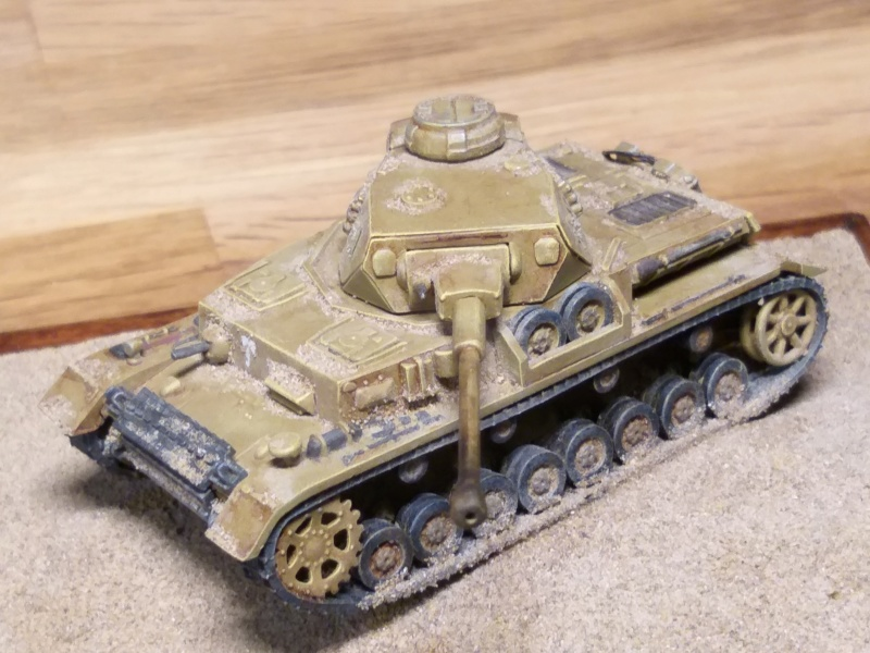 panzer - Panzer IV type F2 Airfix 1/72 20191233