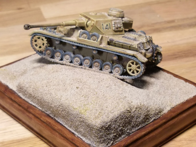 panzer - Panzer IV type F2 Airfix 1/72 20191236