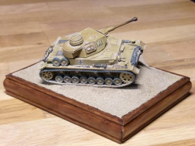 panzer - Panzer IV type F2 Airfix 1/72 20191237