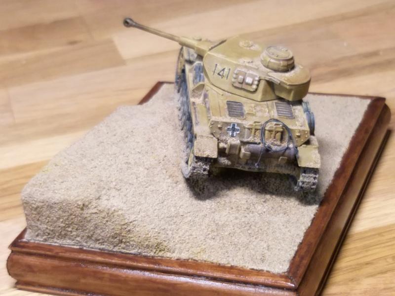 panzer - Panzer IV type F2 Airfix 1/72 20191239