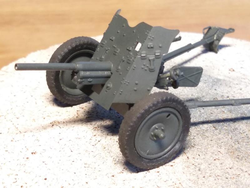 Pak 35/36 calibre 37mm BRONCO 1/35 20191240