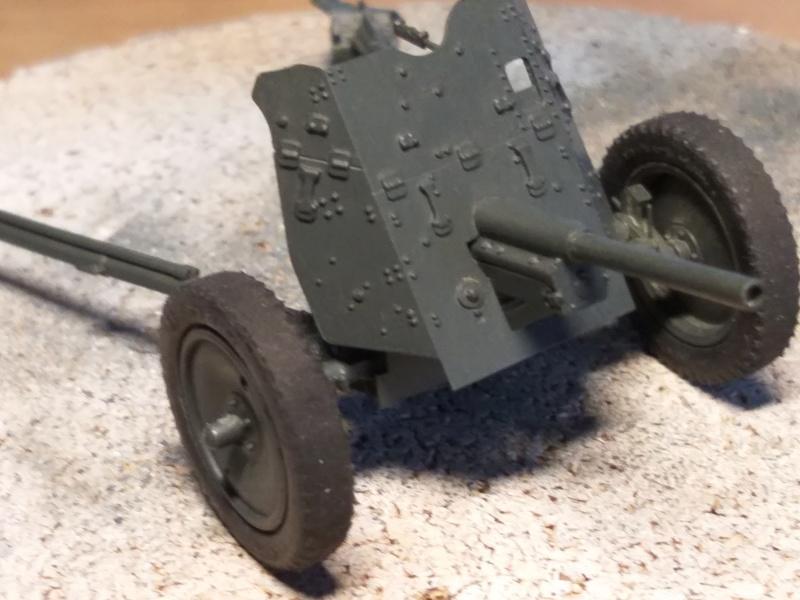 Pak 35/36 calibre 37mm BRONCO 1/35 20191241