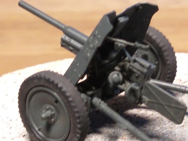 Pak 35/36 calibre 37mm BRONCO 1/35 20191243