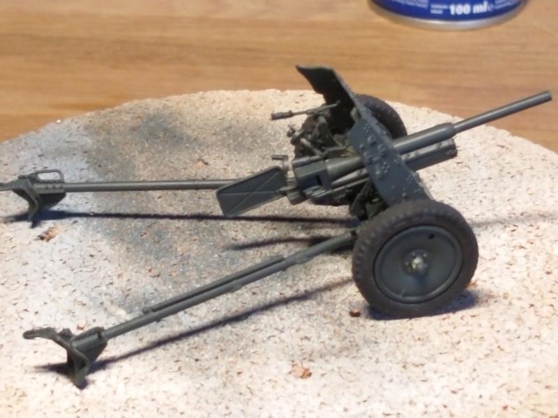 Pak 35/36 calibre 37mm BRONCO 1/35 20191244