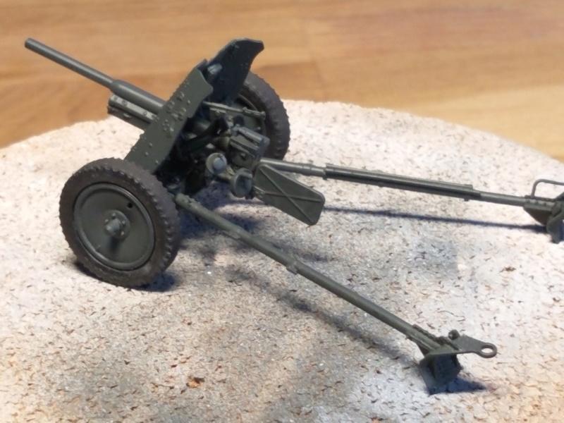 Pak 35/36 calibre 37mm BRONCO 1/35 20191245