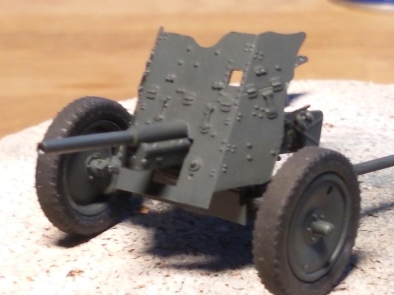 Pak 35/36 calibre 37mm BRONCO 1/35 20191246