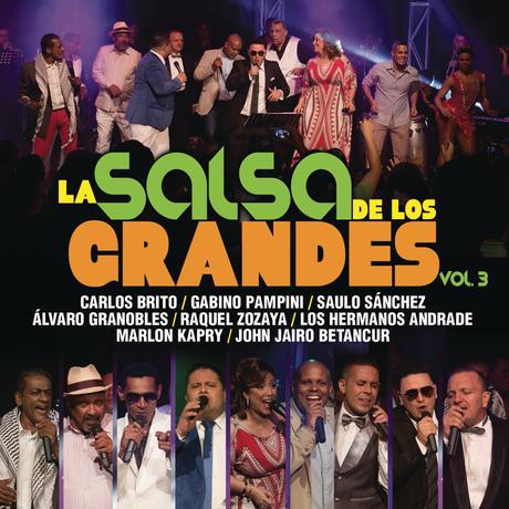 La Salsa de los Grandes CD Vol. 3 A310