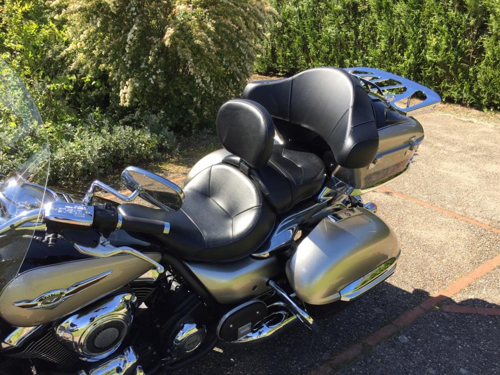 PETITES ANNONCES - Vends ma Kawasaki VN 1700 Tourer de 2010 Img_2711