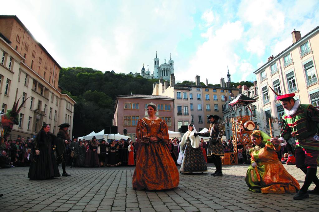 Festivités du Vieux Lyon - 18-19 Mai Festiv11