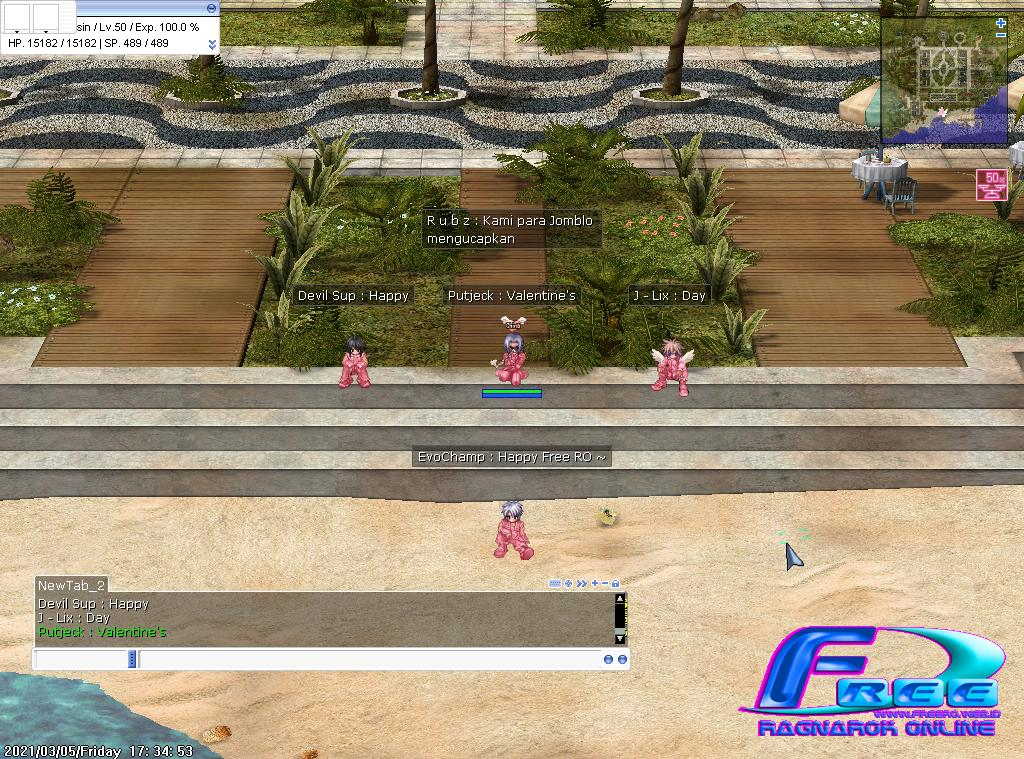 Event Screenshot Game Valentine 2021 Screen22