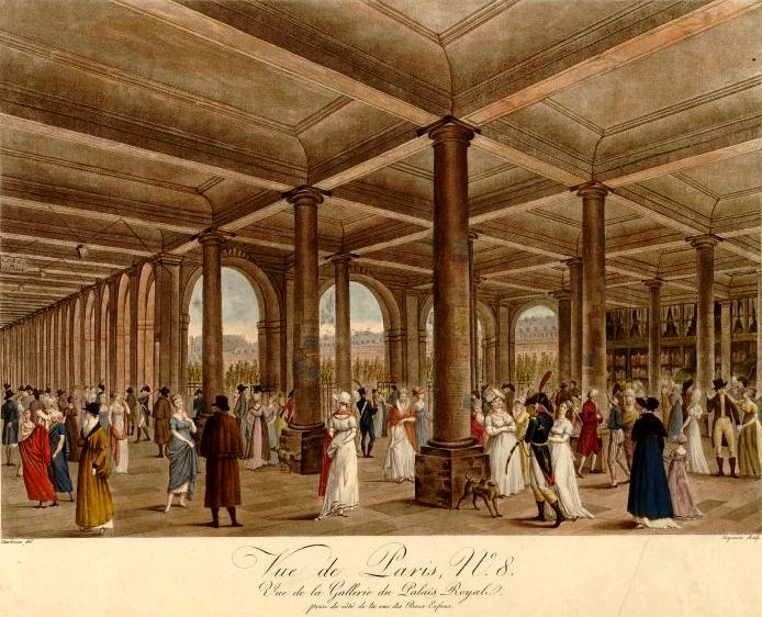 Le Palais Royal - Images et historique - Page 2 Pierre11