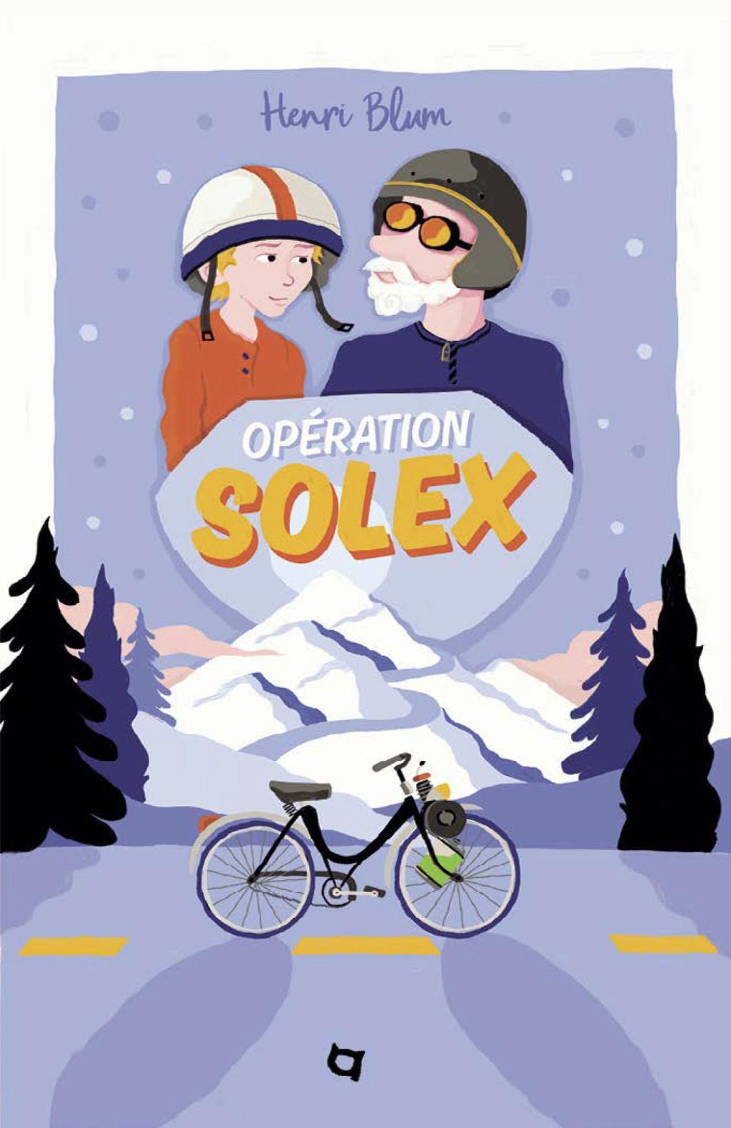 Livre Opération Solex / La Palissade Couv_f10
