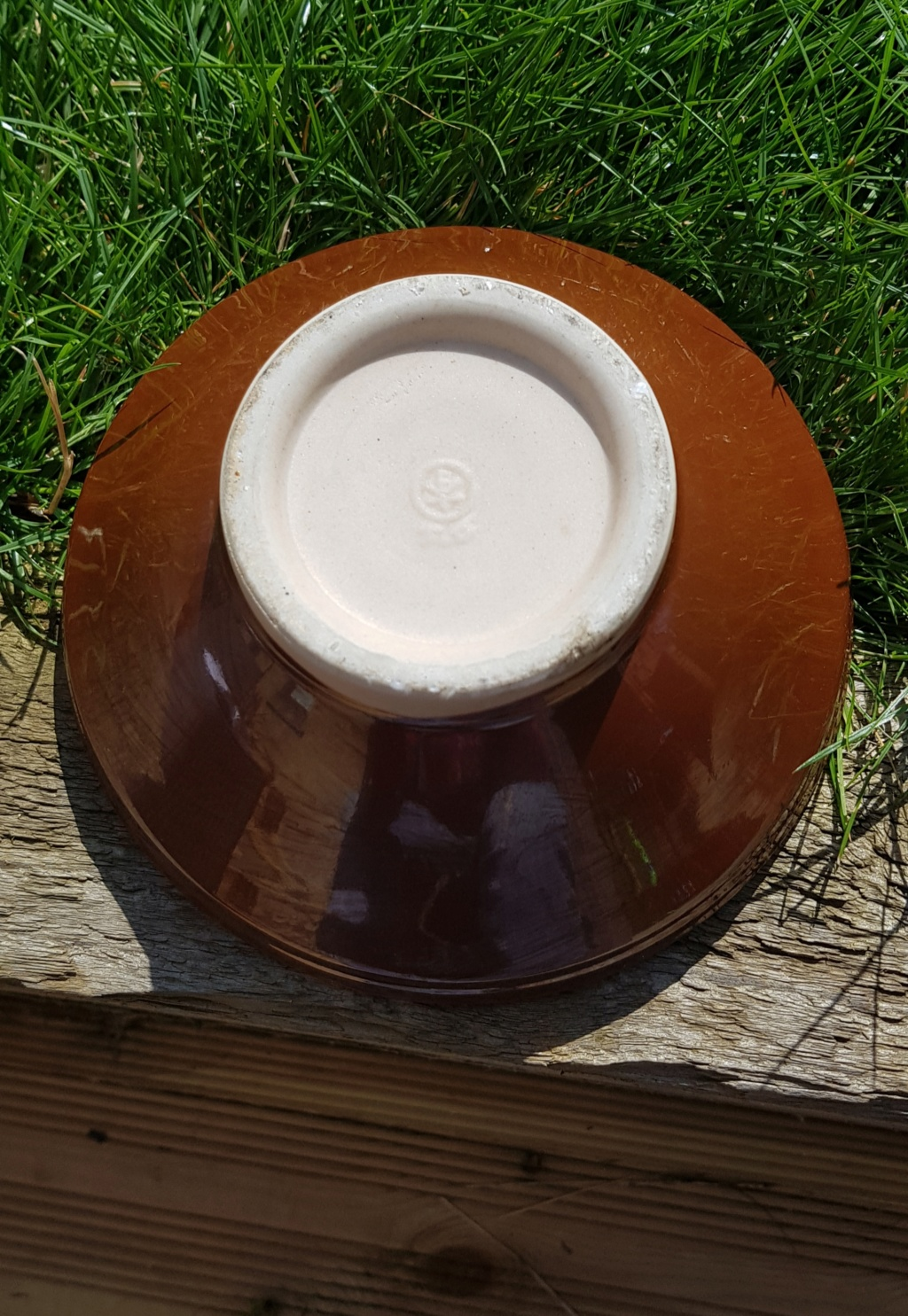 Japanese grinding bowl/mortar (Suribachi) 20190819