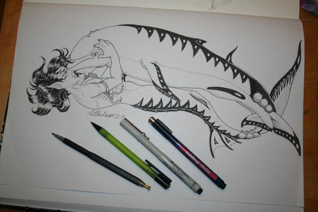 Yeee`s sketchbook - Page 16 Mermay63
