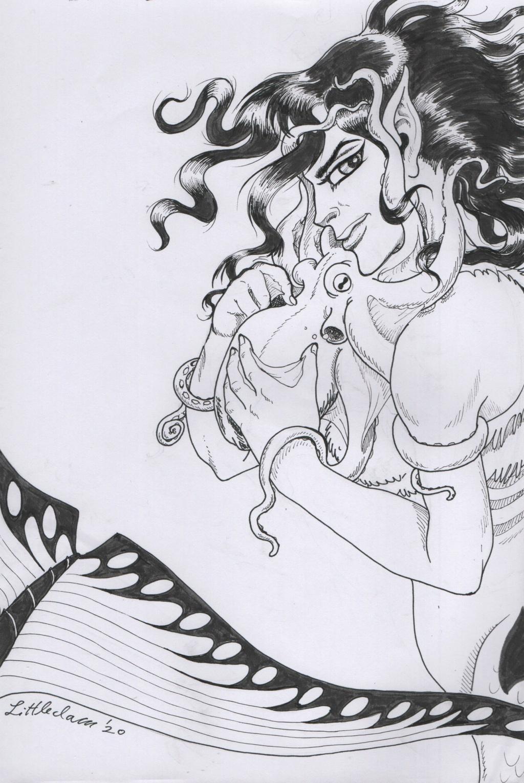 Yeee`s sketchbook - Page 16 Mermay69
