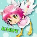 Asian comics:  Manga and Anime Harpym12