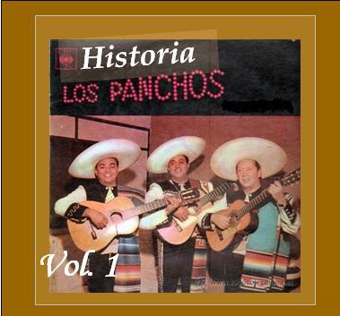 LOS PANCHOS – HISTORIA – VOL. 1 AL VOL. 9  Delant10