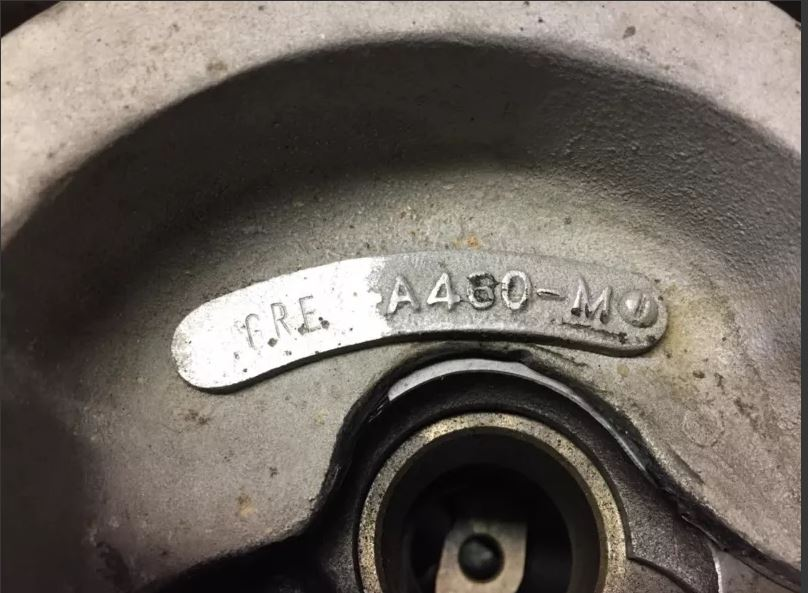 A460 Manifold 210