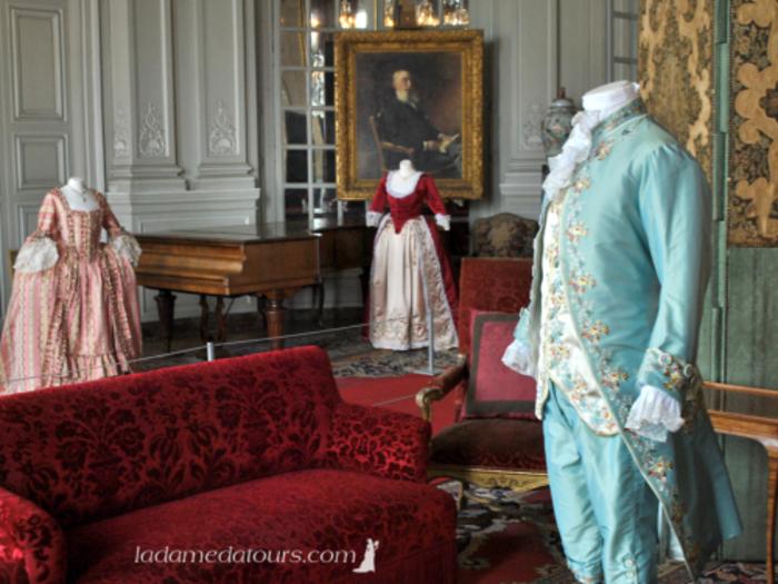 Démonstration de danses du XVIIIe siècle Maison des Lumières Maison10