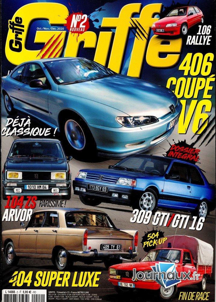 Magazine Griffe Griffe12