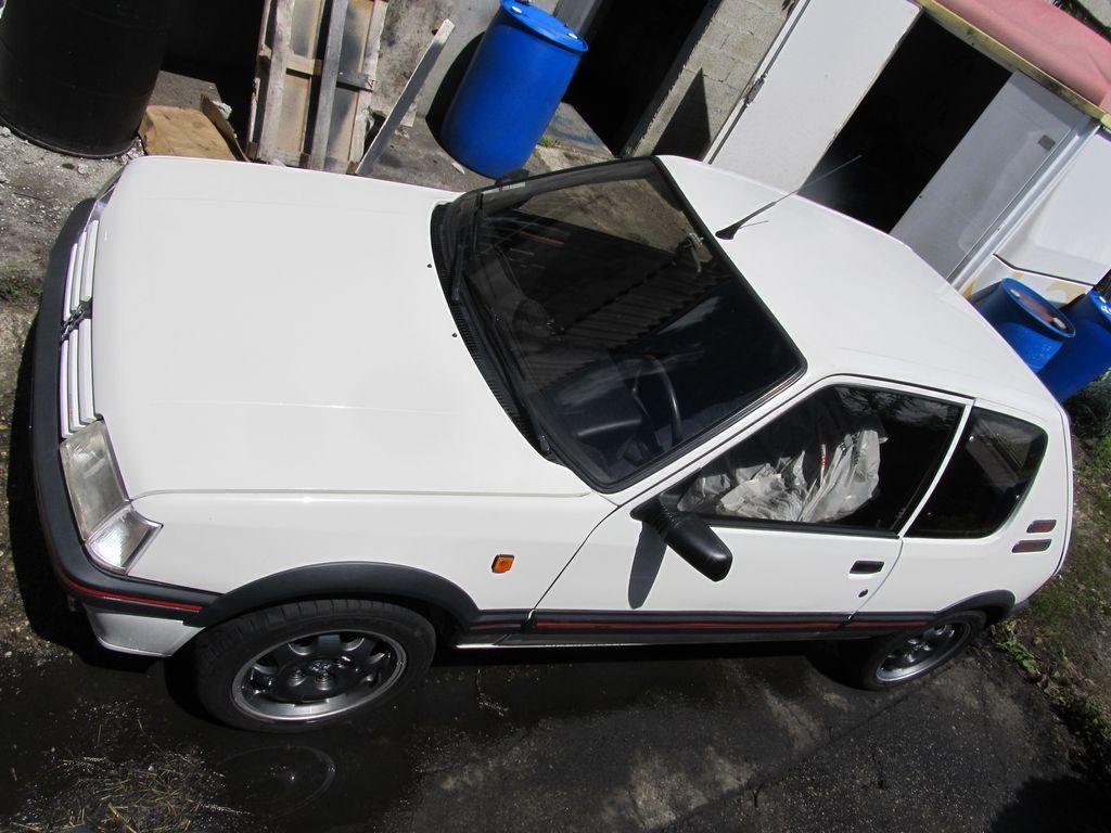 [73] 205 GTI 1L9 - 122cv - AM93 - Blanc Banquise - Page 3 Img_7915