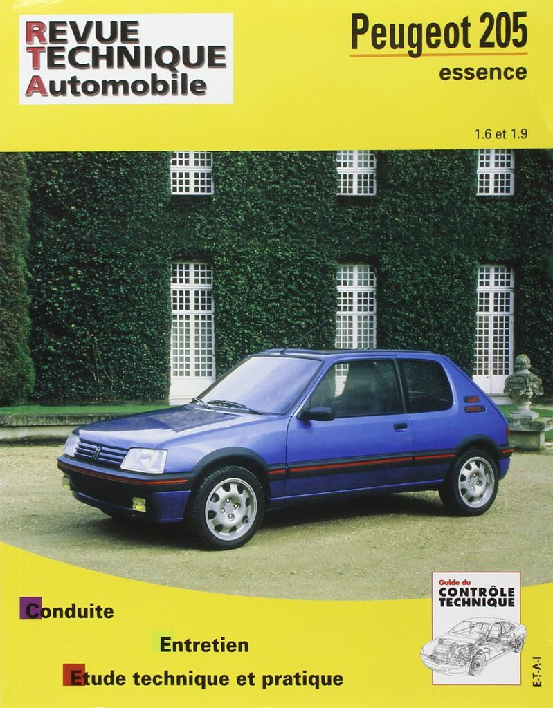 [73] 205 GTI 1L9 - 122cv - AM93 - Blanc Banquise - Page 2 Rta20510