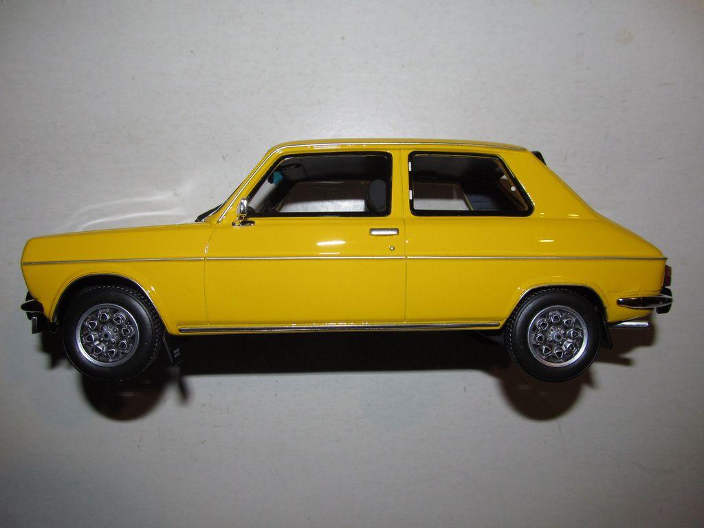 Ma petite collection d'anciennes ..........en miniatures Simca_10
