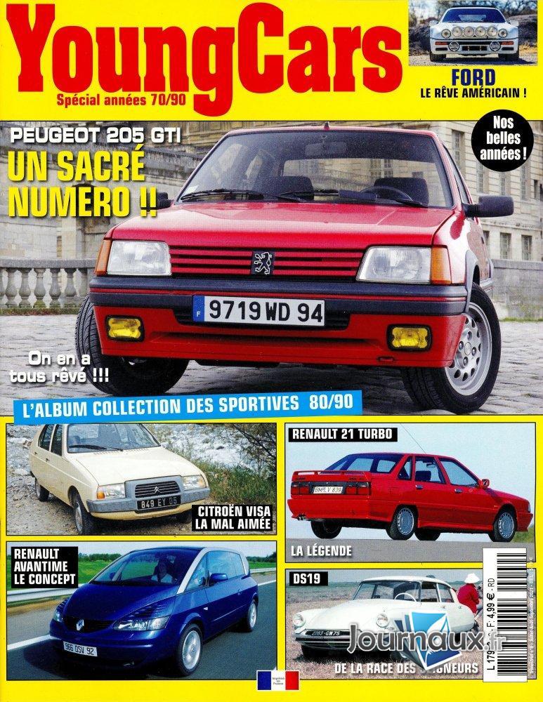 [73] 205 GTI 1L9 - 122cv - AM93 - Blanc Banquise - Page 5 Youngc11