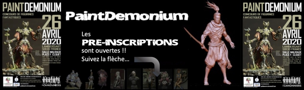PAINT DEMONIUM 2020 - Topic Officiel Preain10