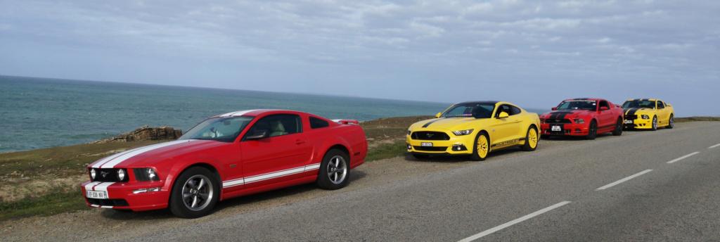 Mustang club Bretagne