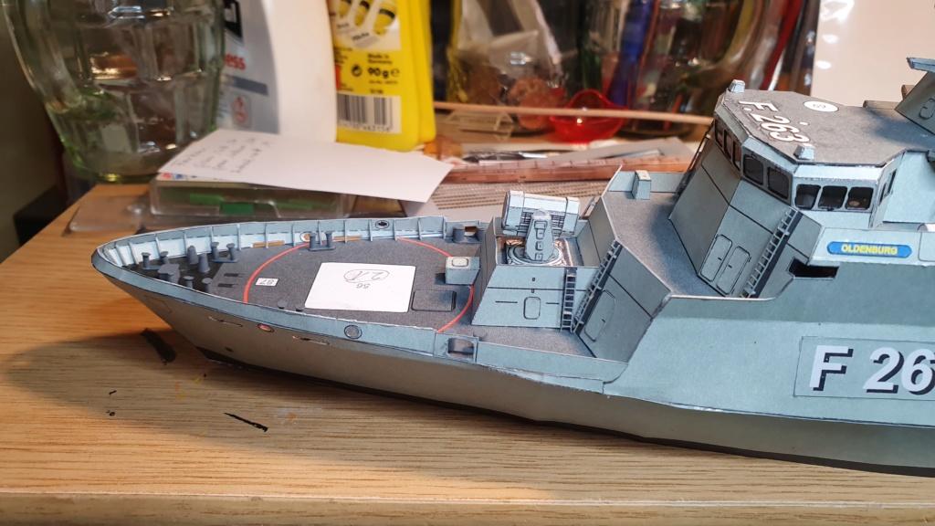 Korvette OLDENBURG, Kl. K130 Bundesmarine, Passat(vergr)1:200 gebaut von Bear58 - Seite 2 20191115