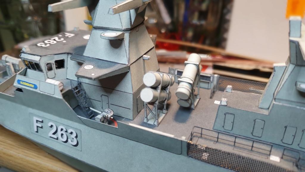 Korvette OLDENBURG, Kl. K130 Bundesmarine, Passat(vergr)1:200 gebaut von Bear58 - Seite 2 20191124