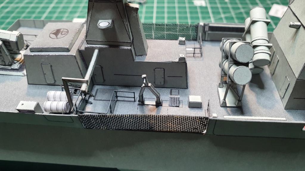 Korvette OLDENBURG, Kl. K130 Bundesmarine, Passat(vergr)1:200 gebaut von Bear58 - Seite 2 20191130