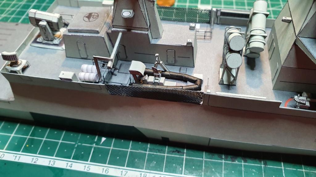 Korvette OLDENBURG, Kl. K130 Bundesmarine, Passat(vergr)1:200 gebaut von Bear58 - Seite 2 20191133