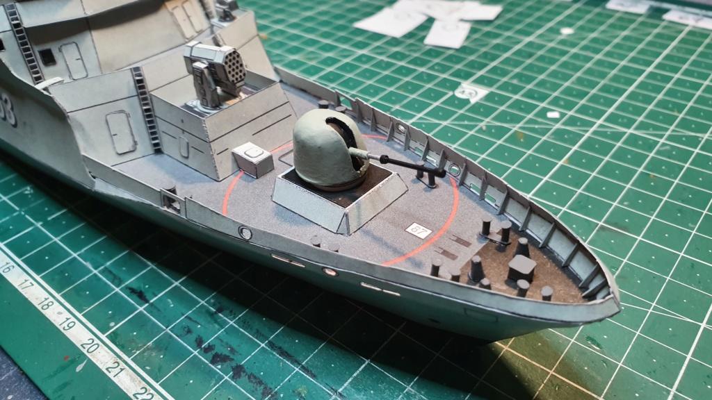 Korvette OLDENBURG, Kl. K130 Bundesmarine, Passat(vergr)1:200 gebaut von Bear58 - Seite 2 20191139