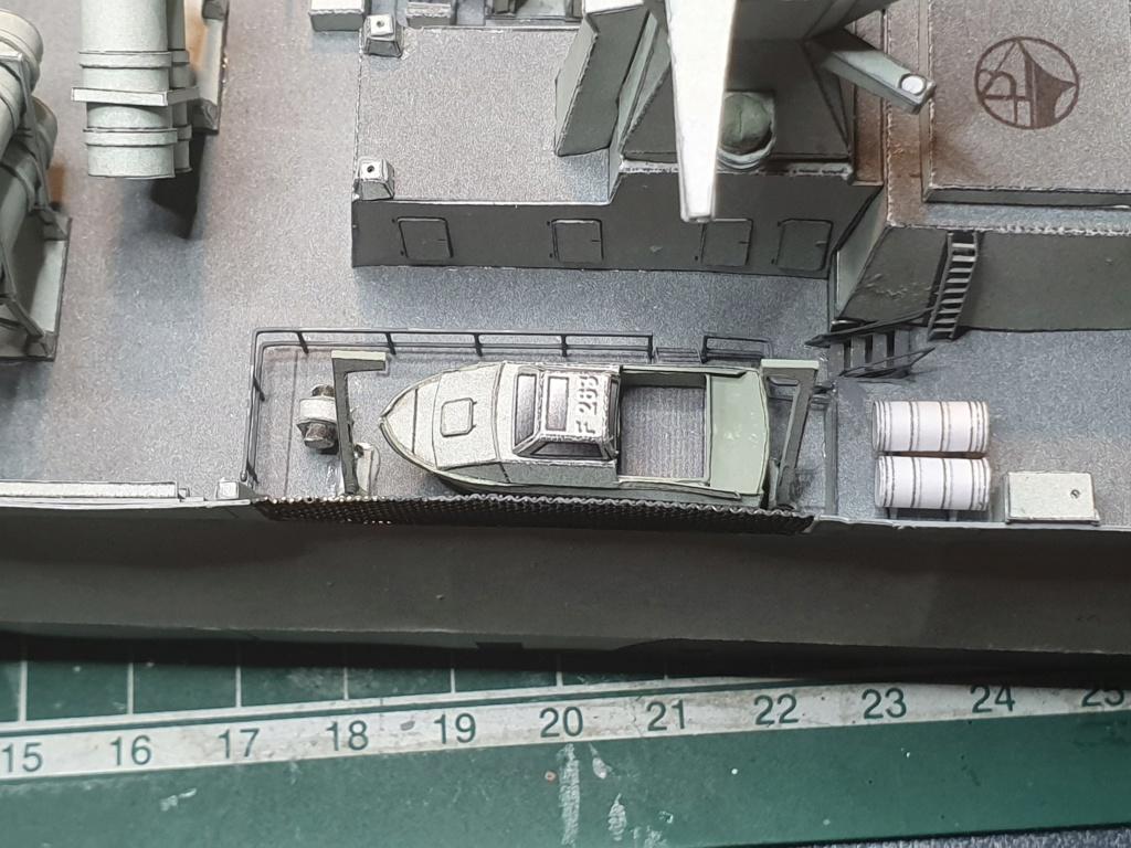 Korvette OLDENBURG, Kl. K130 Bundesmarine, Passat(vergr)1:200 gebaut von Bear58 - Seite 2 20191222