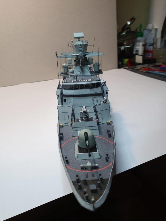 Korvette OLDENBURG, Kl. K130 Bundesmarine, Passat(vergr)1:200 gebaut von Bear58 - Seite 2 20200111