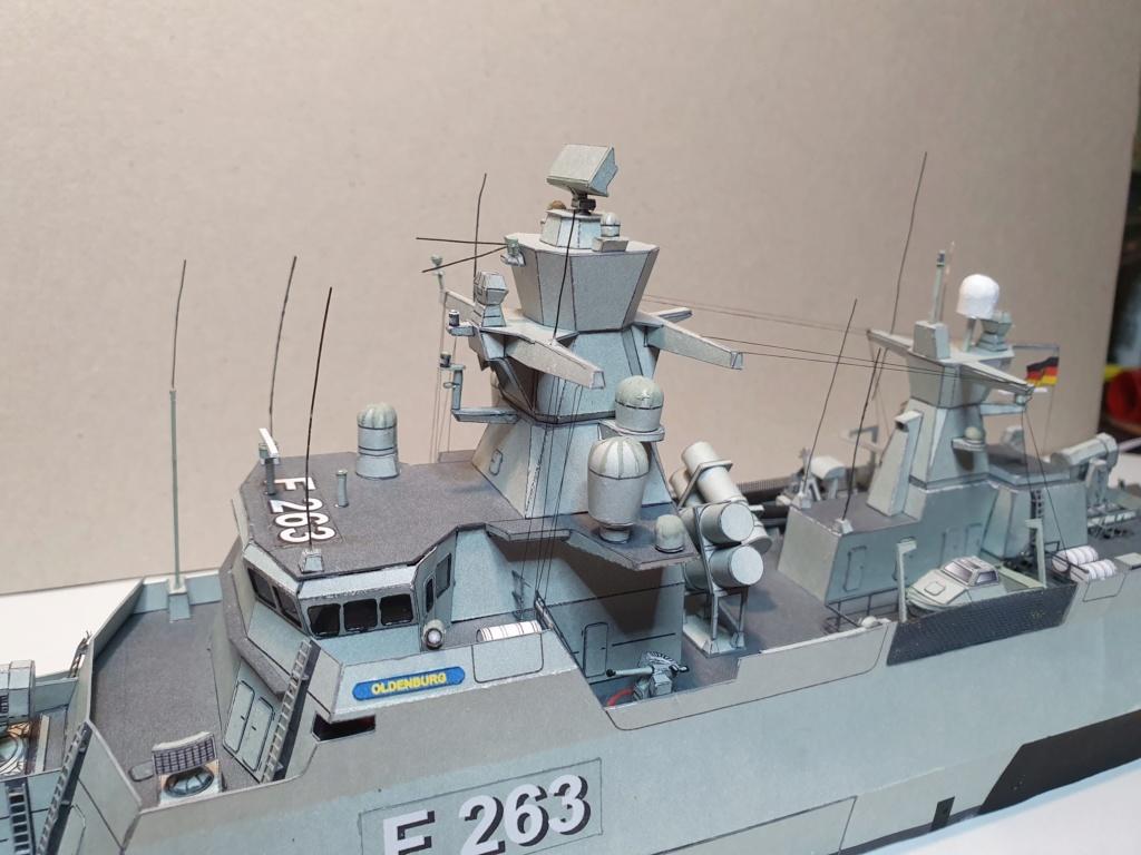Korvette OLDENBURG, Kl. K130 Bundesmarine, Passat(vergr)1:200 gebaut von Bear58 - Seite 2 20200112