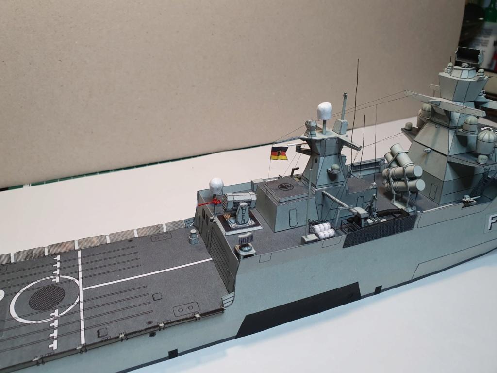 Korvette OLDENBURG, Kl. K130 Bundesmarine, Passat(vergr)1:200 gebaut von Bear58 - Seite 2 20200115
