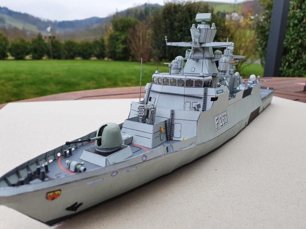 Korvette Klasse 130 OLDENBURG (FGS F 263) gebaut von Bear58 20200123