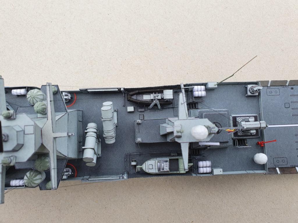 Korvette Klasse 130 OLDENBURG (FGS F 263) gebaut von Bear58 20200126